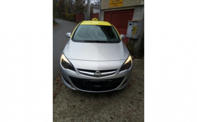 Husa auto dedicate Opel Astra J