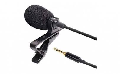 Microfon Laviera Techstar® Lapel cu