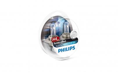 Set 2 becuri Philips 24v 75/70w H4 bluev
