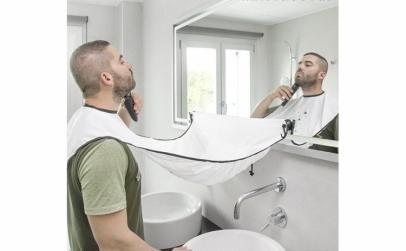 Baveta pentru strangerea barbii