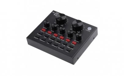 Placa de sunet  V8 Webcast Techstar®