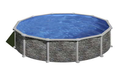 Piscina rotunda Evelyn 500 cm х h 132cm