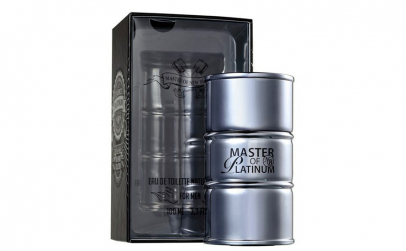 Apa de toaleta Master of Platinum