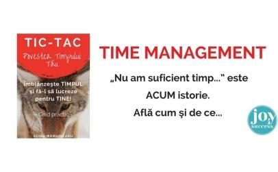 Curs online: Time management