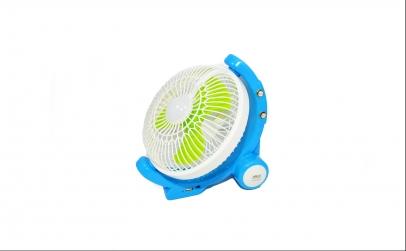Ventilator 360 grade reincarcabil cu USB