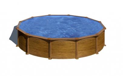 Piscina rotunda Julia 500 cm х h 132cm