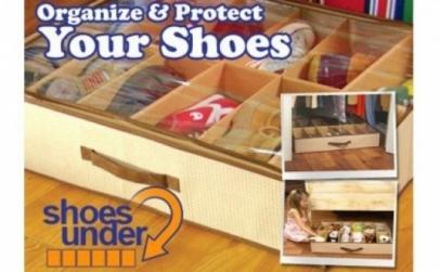 Organizator de pantofi