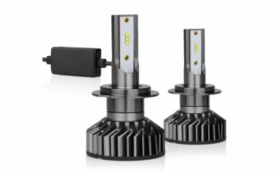 Set Bec M Star Market Solution H7 cu LED