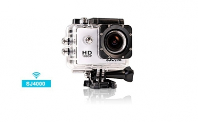 Camera Sport Gnex Silver PRO Full HD