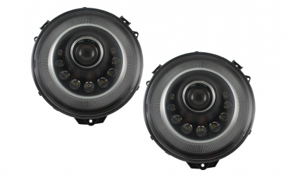 Set 2 faruri Bi-Xenon LED Mercedes