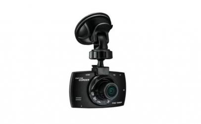 Camera Auto DVR + Pasta polish auto