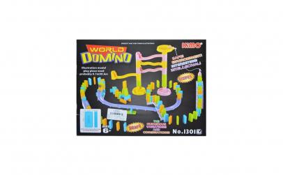 Domino Plastic 110 Piese