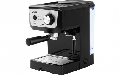 Espressor manual ECG ESP 20101 Black