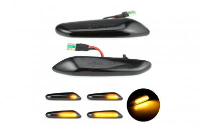 Semnalizari dinamice LED BMW