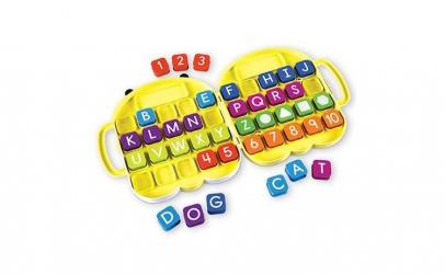 Alphabee   invata litere si cifrele din