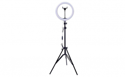 "Lampa circulara Ring Light, diametru 13"""