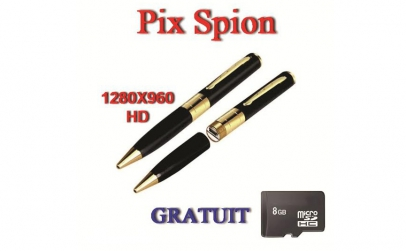 Pix spion HD
