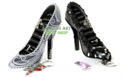 Suport bijuterii pantof