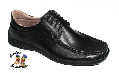 Pantofi barbati din piele naturala