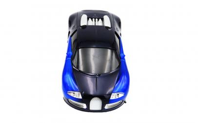 Masina cu telecomanda, albastru/negru