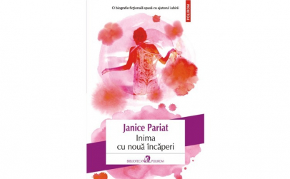 Inima cu noua incaperi - Janice Pariat