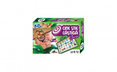 Joc-Cine Stie, Castiga!-Junior