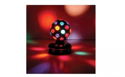 Glob disco lumini rotatv