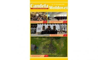 Candela Moldovei. Buletinul oficial al