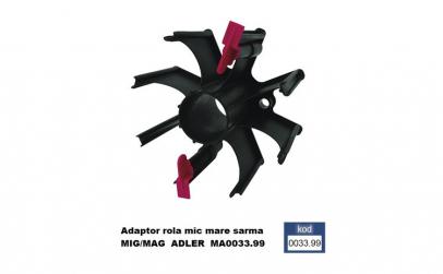 Adaptor rola mic mare sarma MIG/MAG