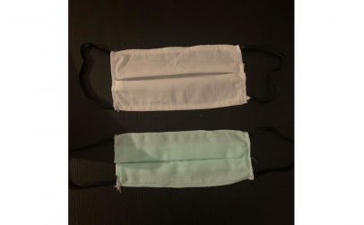 Masca de protectie bumbac reutilizabila