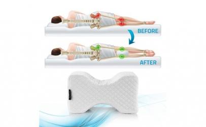Perna ortopedica din spuma cu memorie