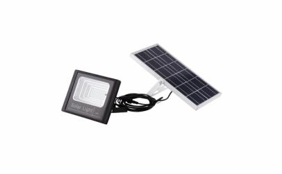 Proiector LED 25W - cu panou solar