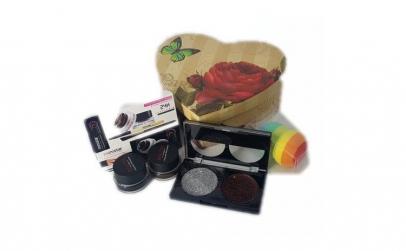 Set Valentine's Day, cosmetice