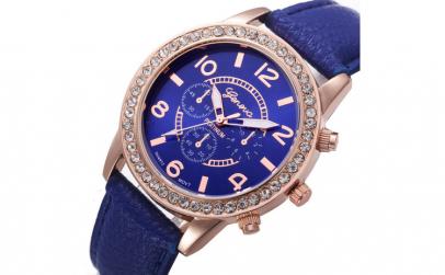 Ceas de dama Geneva Luxury Diamond
