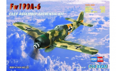 1:72 Germany Fw190A-6 Fighter 1:72