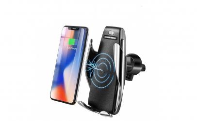 Suport incarcator telefon Auto Smart S5