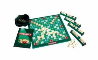 Joc de cuvinte Scrabble