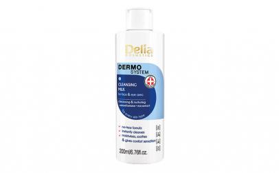 Lapte demachiant Delia Cosmetics Dermo