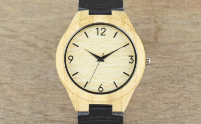 Ceas de Lemn Casual Wood Watch WD-37 Cur