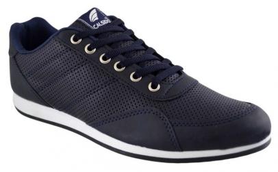 Pantofi casual bleumarin barbati
