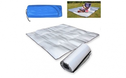 Saltea pentru camping 200 x 150 cm