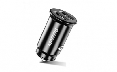 Incarcator Auto Techstar® Dual USB 5V