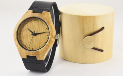Ceas de Lemn Casual Wood Watch WD-5 Cure