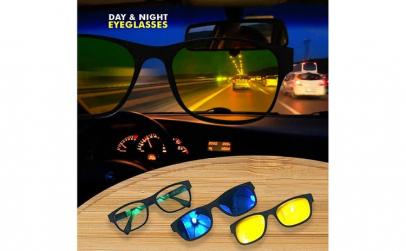 Ochelari de soare 3in1 cu lentile