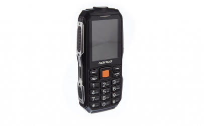 Telefon militar H628, 13800 mAh, Dual