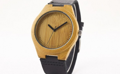 Ceas de Lemn Casual Wood Watch WD-4 Cure
