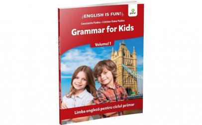 Grammar for kids / English is fun