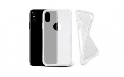 Husa iPhone X 10 TPU Silicon Ultra Slim