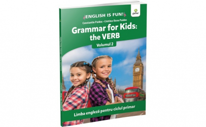 Grammar for kids: the Verb / English is