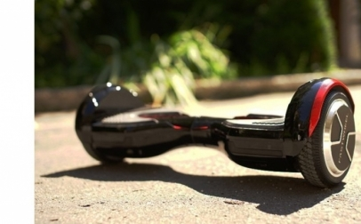 Hoverboard electric